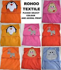 100% cotton  Baby hooded towel