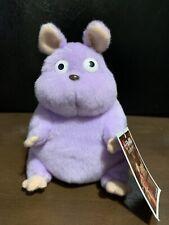 Spirited Away Boh Mouse Plush Studio Ghibli Rare 2001