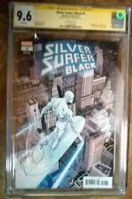 Silver Surfer Black 1 CGC 9.6 SS signed Mike Zeck 1:100 variant