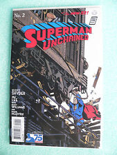 BRAND NEW SUPERMAN UNCHAINED # 2 1930's 1:100 VARIANT NM/M JIM LEE THE NEW 52