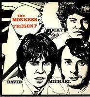 The Monkees Vinyl LP Rhino Records 1985, RNLP-147, Present ~ Near Mint-!