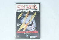DVD I MAESTRI DELLA PAURA DEAGOSTINI 2006 RICCARDO FREDA [PL-006]