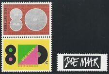 Niederlande aus 2000 ** postfrisch MiNr.1802-1803 Zweierpaar aus MH - Musik!