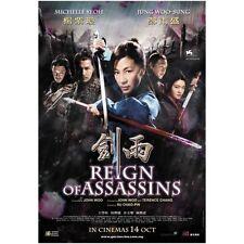 Reign of Assassins [DVD], Very Good DVD, Kelly Lin, Shawn Yue, Barbie Hsu, Wang