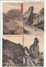Lot 4 cartes postales anciennes DRÔME LUC-EN-DIOIS 2