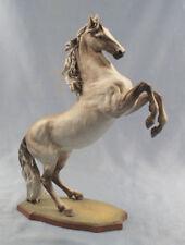 Pferd figur porzellan porzellanfigur Capitano Kaiser 1980 limitiert s