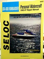 Personal Watercraft, 1992-97 by Seloc Publications Staff. Brand new condition.