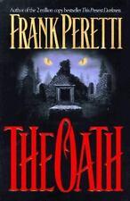 The Oath by Frank E. Peretti (1995, Hardcover)