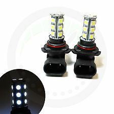 2X 9006 HB4 18 LED 5050 SMD white 12V Car Fog Head Headlight Light Bulb DRL Lamp
