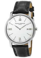New Baume & Mercier Classima Executives Quartz Men's Watch 8485