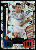 2017-18 Topps UEFA Champions League Match Attax - Pick A Card - Cards 221-446