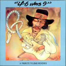 If 6 Was 9 ~ A Tribute To Jimi Hendrix ~ Rare 1990 Dutch vinyl LP ~ FREE UK P+P