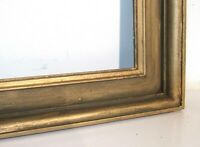 ANTIQUE WOOD GILDED FRAME FOR  PAINTING, LITHOGRAPH, PHOTO  20 x 16 INCH (e-2)