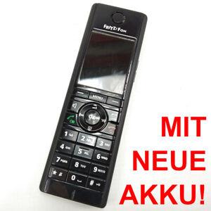 AVM Fritz!Fon C5 Mobilteil mit neue Akku Ohne Ladeschale DECT Fritz!Box 20002748