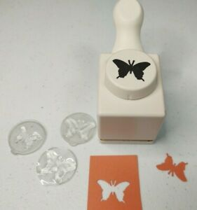 Martha Stewart Butterfly Paper Craft Punch & Stamp ~ Q8