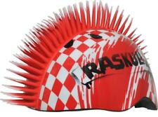 Razkullz Hawk Child Kids Unisex Red Scooter Skateboard EPS Bike Helmet 50-54cm