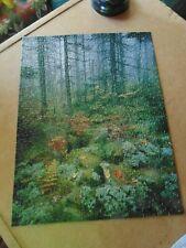 Vintage 1987 Springbok Puzzle  Mystic Woods 500 Pcs. Complete