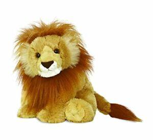 Destination Nation Lion Plush Toy - Collectible Stuffed Animal