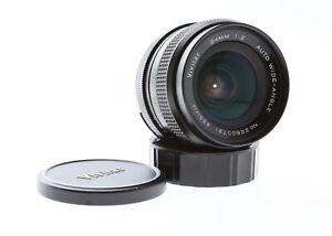 Vivitar 24mm F/2 Lens Nikon AI Mount