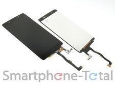 Blackberry Dtek 50 Display Modul Einheit LCD Touchscreen Glas Scheibe schwarz