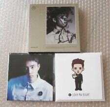 EXO D.O 3 CD set EXODUS Chinese ver. Love Me Right Coming Over Venue Limited F/S