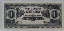 The Japanese Government 1 one Dollar - PR/XF