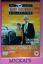 HONKYTONK MAN - THE CLASSIC CLINT EASTWOOD COLLECTION CCECN26 DeAGOSTINI DVD PAL