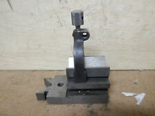 Older Brown And Sharpe No. 745 V Block With Clamp Machinist Jig Fixture