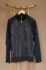 Anta Black Track Suit Zip Top Vintage Sportswear Women's Large UK 16 18