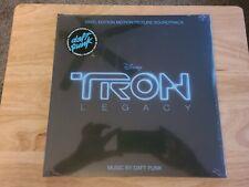 Tron: Legacy 2 Lp Bonus Tracks Daft Punk Vinyl Walt Disney Sealed New 🔥