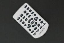 Original Scott Portable / Lecteur DVD Télécommande / Remote Control 7776L