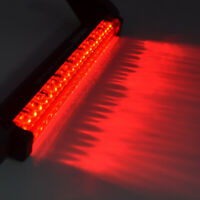 Red 24 LED 12V Car High Mount Third 3RD Brake Stop Tail Light Lamp Accessories w