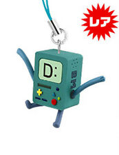 Adventure Time BMO D: 3D Mascot Phone Strap Licensed NEW