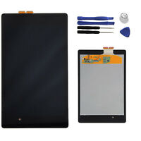 LCD Digitizer Touch Screen Assembly For Asus Google Nexus 7 2nd gen Black +Tools