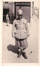 FOTOGRAFIA MILITARE REGIO ESERCITO - GUARDIA DI FINANZA 1940ca -  C8-123