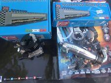 Novarossi Tplus 12-3c .12 Nitro Touring Engine And Exhaust Xray Nt1 Capricorn