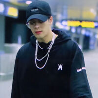 NEW Kpop JACKSON TEAM WANG Unisex Men Womens Cap Hoodie Jacket Tops