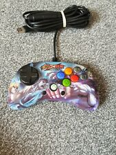 Street Fighter X Tekken MadCatz Xbox 360 Fightpad Controlador