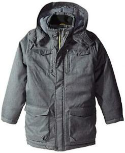 Calvin Klein Big Boys' Resonsance 3/4 Military Jacket Size S M L XL