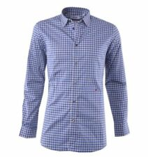 Plaid Regular Collar Long Sleeve Casual Shirts & Tops for Men