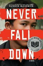 Never Fall Down by McCormick, Patricia
