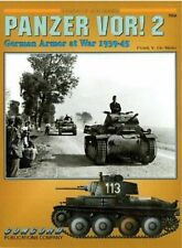 Concord Publications Armor at War Panzer 2 German Armor at War 1939-45