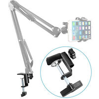 Neewer Table Mounting Clamp for Microphone Suspension Boom Scissor Arm Stand
