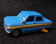 Rare Disney Cars Impound VLADIMIR TRUNKOV WITH CAR BOOT 1/55 Diecast No Box
