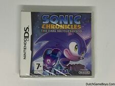 Sonic Chronicles - The Dark Brotherhood - New & Sealed - Nintendo DS