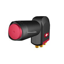 Opticum Red Rocket Quad LNB 0,1dB Full HDTV 3 Grad 3D Quattro-Switch