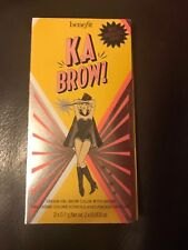 Benefit KA Brow Cream Gel Brow Color with Brush 2 X 0.1gShades 5 & 6