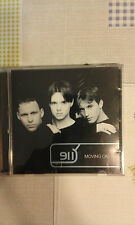 911 - MOVING ON  CD