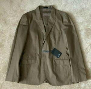 Paul Smith PS Taupe Gents Blazer  Jacket