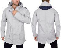 Adidas Tango 3S Herren Allwetter Jacke Regen Jacke Mantel Windjacke Parka Jacket